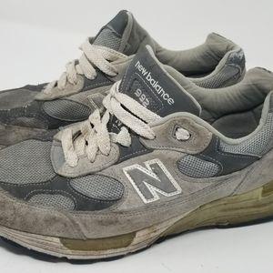 New Balance 992 shoes
